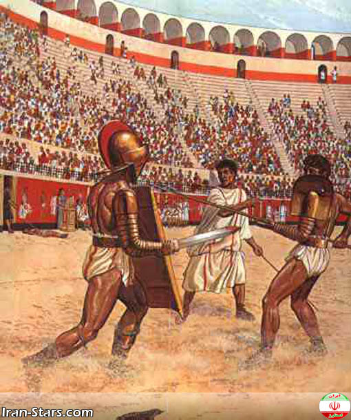 gladiator essay Gladiators fought in events known as gladiatorial games the first gladiatorial games were recorded in 310 bce gladiatorial combat originated as part of funerals for deceased influential romans.